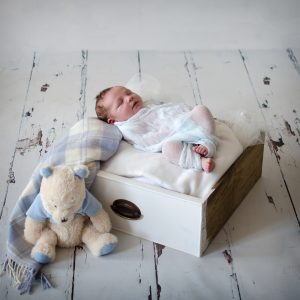 Newborn to Cake Smash Photographs