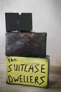 The Suitcase Project at the Woodend Studios Art Fair