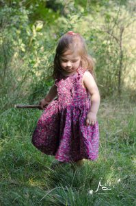 Toddler and children photographer - Meadow Shoot